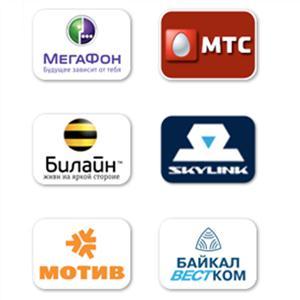 Операторы сотовой связи Мужей