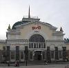 Железнодорожные вокзалы в Мужах