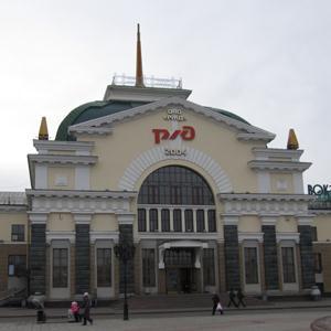Железнодорожные вокзалы Мужей